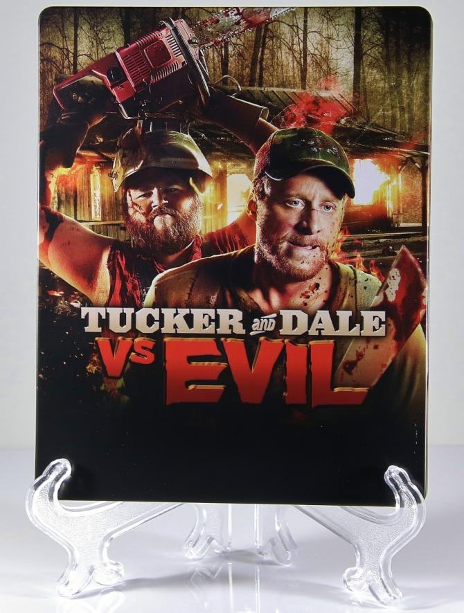 Tucker and Dave Vs Evil steelbook