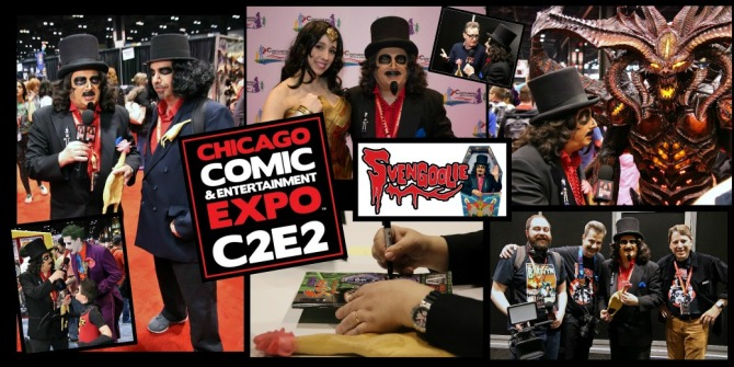 Svengoolie at C2E2