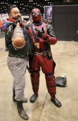 Negan-Deadpool