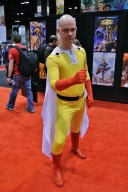 one punch cosplay