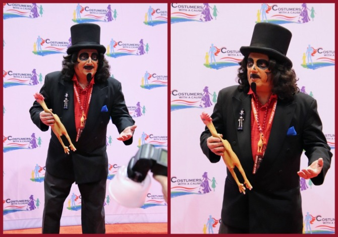 TV horror host, Svengoolie