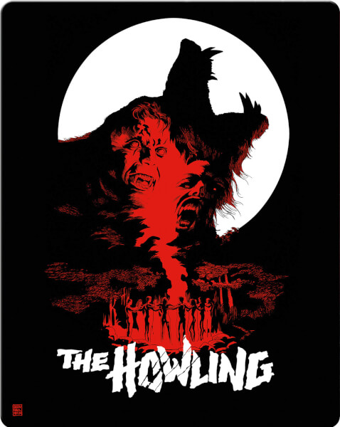 UK Steelbook edition of The Howling