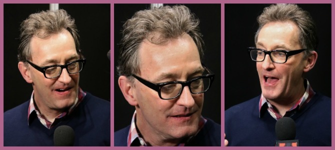 Voice actor for Spongebob Squarepants, Tom Kenny