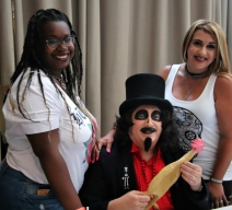 Svengoolie and Fans