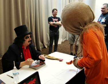 Svengoolie and Trick R Treat Sam
