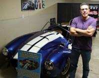 Allen Stewart Iron Man 65 Shelby Cobra 1