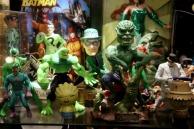 Green Super Villains
