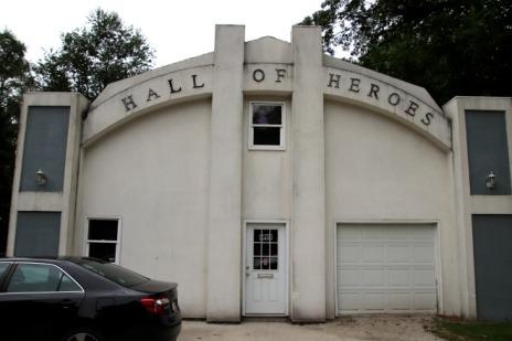 Hall of Heroes Museum Elkhart