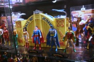 Hall of Justice Playset
