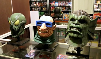 Marvel Villain Masks