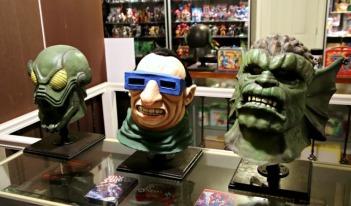 Marvel Villain Masks