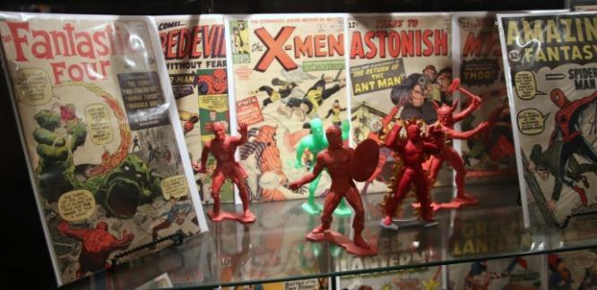 Old Marvel Comics