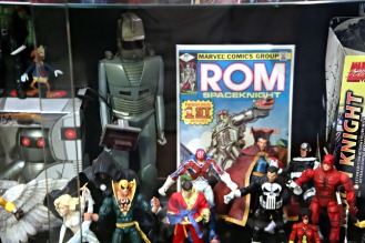 ROM Spaceknight Display