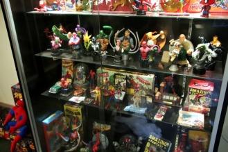 Spider-Man Collectibles
