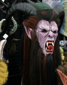 Angry Krampus