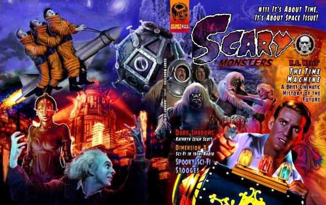 Scary Monsters Magazine 111