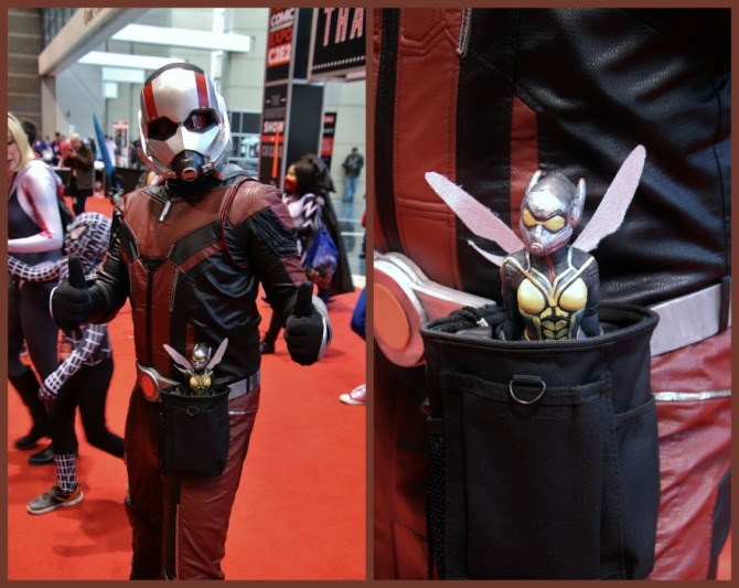 Ant-Man Cosplay 2019 C2E2