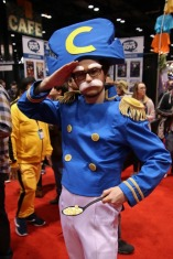 Cap'n Crunch Cosplay