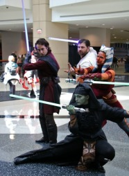 Clone Wars Cosplay