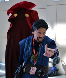 Doctor Strange cosplay