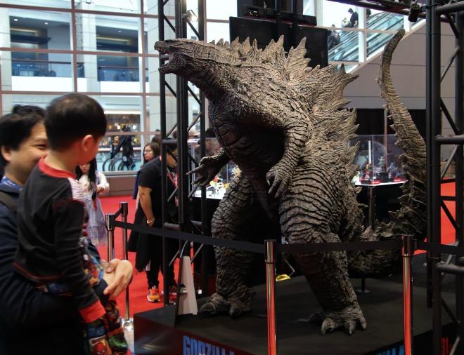 Godzilla SH Monsterarts2