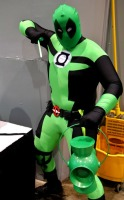Green Lantern Deadpool