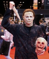 Michael Myers at C2E2