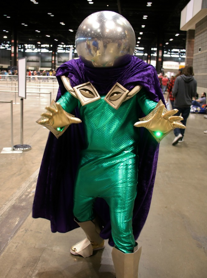 Mystery Cosplay