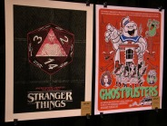 Nerdy Posters at C2E2