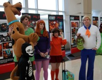 Scooby Gang Cosplay