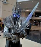 Sword cosplay