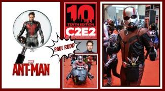 Paul Rudd C2E2 Banner