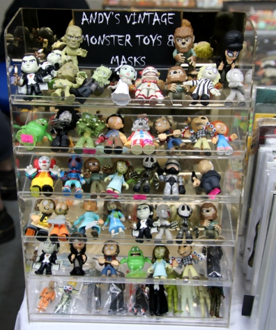 Andy's Vintage Monster Toys