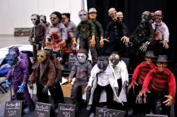 Horrorhound Weekend Dolls