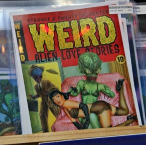 Horrorhound Weekend Kinky Alien