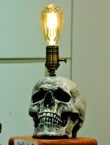Horrorhound Weekend Light Skull