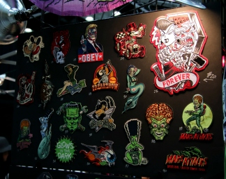 Horrorhound Weekend Patches