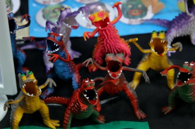 Horrorhound Weekend Vintage Rubber Monsters