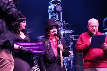 Svengoolie and Mayor